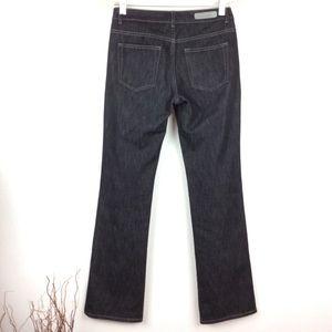 Elie Tahari Nikola Classic Straight Leg Jeans